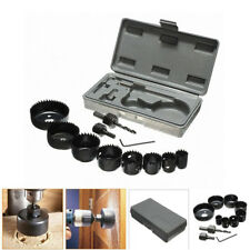 Multi-functional Cylinder Gypsum Board Wood Hole Saw Kit Opening Saw Disks H1