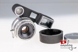 """Leica Summaron 35mm 2.8 """"Brille"""" M3-Type - SIMOW - 11106"""