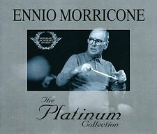 3 CD's >> ENNIO MORRICONE - The Platinum Collection <<