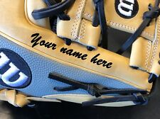 "Wilson A2000 1788 11.25""  Baseball Glove: FREE name engraving."