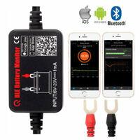 Bluetooth 4.0 Digitale Tester Batteria Diagnostico Per Auto Analizzatore 12V