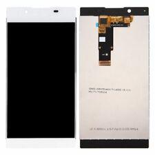 DISPLAY LCD+TOUCH SCREEN SONY per XPERIA L1 G3311 G3312 G3313 BIANCO VETRO