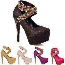 Stiletto Clubwear Unbranded Women's Court Shoes