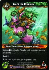 WOW Ysera the Dreamer WORLDBREAKER 22/270 ENG NEAR MINT - WORLD OF WARCRAFT