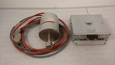 MKS Remote Transducer 621A11TBFH  w/ Signal Conditioner 621C11BFHC