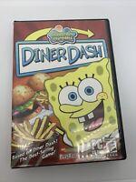 SpongeBob SquarePants: Diner Dash (PC, 2007) PC Video Game Computer Game
