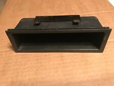 87-93 Ford Mustang Console Coin Tray Radio Storage Center Console Factory OEM