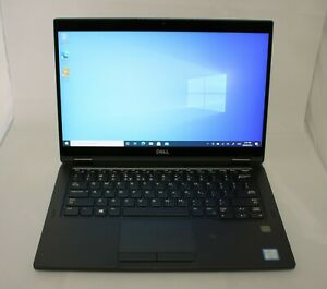DELL LATITUDE 7390 2IN1 TOUCH 8th GEN CORE I7 1.9GHz 16GB 512GB SSD MS OFFICE