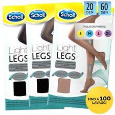 CALZE SCHOLL COLLANT Light Legs (20, 60 denari varie taglie e colore) OFFERTA!