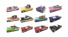 Dunwoody Specialty Sales - Classic Car Sets 12 Classic Car Party Food Boxes -...