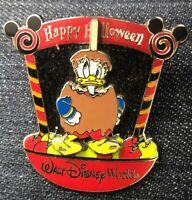 Walt Disney World Trading Pin Happy Halloween Donald Duck Limited Edition 2000