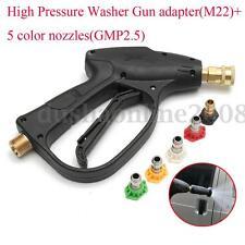 2600PSI Haute Pression Pistolet Laveuse Nettoyage Nettoyeur + 5x Buse Pr Karcher