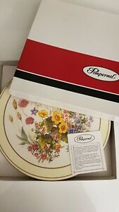 Vintage pimpernel placemats