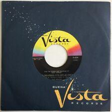 Disney SUPER-CALI-FRAGIL-ISTIC-EXPI-ALI-DOCIOUS Buena Vista Record F-434 / MINT