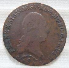 1812-S Austria 1 Kreuzer Fine F