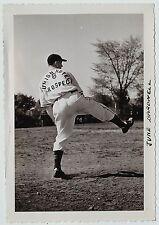 RARE Photo Lot set of 7 - 1st Baseball Game - Prospect NY 1940 Trenton Oneida Co