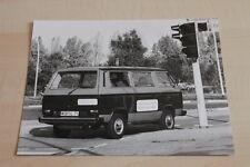 SV0819) VW Bus T3 - Autoscout - Pressefoto 198?