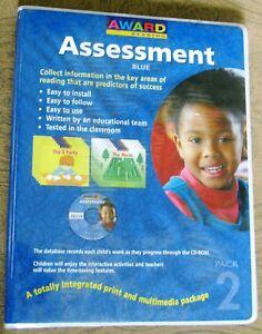 Award Reading ASSESSMENT Program Pack 2 BLUE Grade 1  NIP