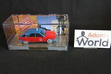 Norev Citroën BX 1:43 Taxi Parisien, blue / red (JMR)