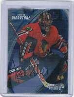 2002-03 Be A Player Signature Series Autographs #43 Jocelyn Thibault NM-MT Auto
