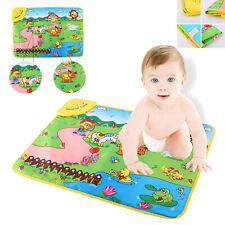 Baby Kids Musical Educational Animal Farm Piano Developmental Music Toy Gift Usa