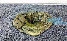 "Terrarium Vivarium Pool for reptiles frogs snake NATURAL LOOK 6x6"" Mini"