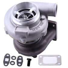 Universal turbo turbocharger GT3037 GT30 T3 Flange A/R .60 anti-surge Water+Oil