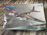Monogram 1/48 De Havilland Mosquito 5478 Model Kit Sealed