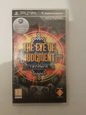 The eye of Judgment:Legends para psp en español y completo