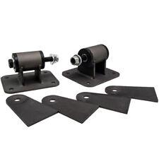 LS Engine Motor Mount Kit For Chevrolet Corvette LS1 LS2 LS3 LS6 Universal