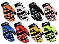 MX Handschuhe Motocross SX Enduro Cross Motorrad Gelände Offroad Handschuhe Neu