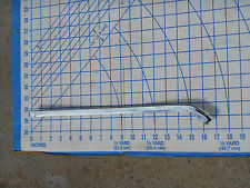 NOS Chevy 65 66 LH Window Channel Molding 2dr Full Size Impala BelAir Biscayne