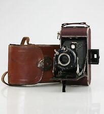 Balda juwella plegable cámara de película de 120 c.1933-36 en Borgoña-escaso (KZ29)
