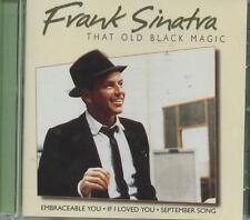 Frank Sinatra-That Old Black Magic CD