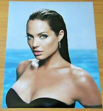 "Angelina Jolie -  Large 20"" x 16"" Photo. 50cm x 40cm"