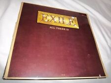 EXILE-ALL THERE IS MCA 946 NEW SEALED LP