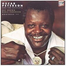 Montreux '77 (Oscar Peterson and the Bassists) CD 1989 Original Jazz Classics NM