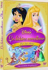 Les Histoires Merveilleuses - Vis Tes Rêves - DVD Disney