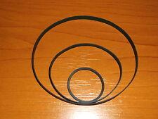 Belts kit for SONY TC-K670 / TC-K677ES / TC-K690 / TC-K679ES / TC-K770ES