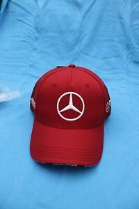 Mercedes Petronas AMG F1 team baseball cap Lewis Hamilton