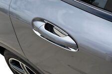 Chrome Door Handle Bowl Insert Scratch Protector for Mercedes-Benz GLA 13-18