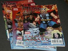 "THOR TALES OF ASGARD 1/6 COMPLETA - AMERICANO IN INGLESE - OTTIMO ""N"""