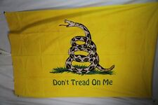 """Don't Tread On Me"" American Freedom Tapestry Banner 80x52"" Wholesale Lot 10 pcs"