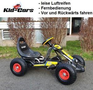 Gokart Kinderauto elektrisch Elektroauto Kinderfahrzeug 6V 7Ah Gocart für Kinder