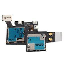 New Micro SD+SIM Card Tray Holder Slot Flex Verizon Samsung Galaxy Note 2 i605