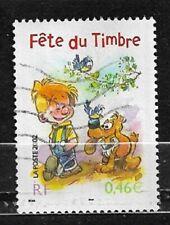 FRANCE oblitéré 2002 Boule et Bill Y&T N° 3467