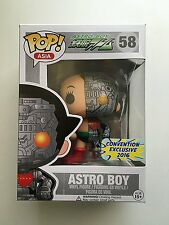 2016 POP Asia Astro Boy Dissected Bait Convention Exclusive Good Condition