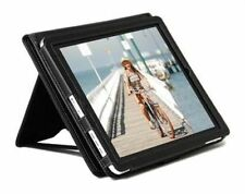 Gecko Gear Folio Deluxe - Black Professional Protection for iPad 2 - Full Access