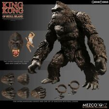 King Kong of Skull Island 7 Inch Action Figure by Mezco