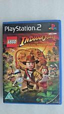 Lego Indiana Jones: The Original Adventures (Sony PlayStation 2, 2008)